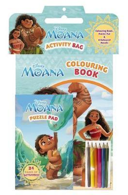 Disney Moana: Activity Bag