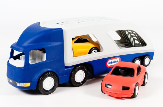 Little Tikes: Big Car Carrier - (Blue)