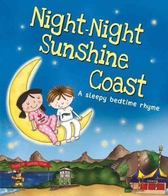 Night, Night Sunshine Coast by Lake Press image