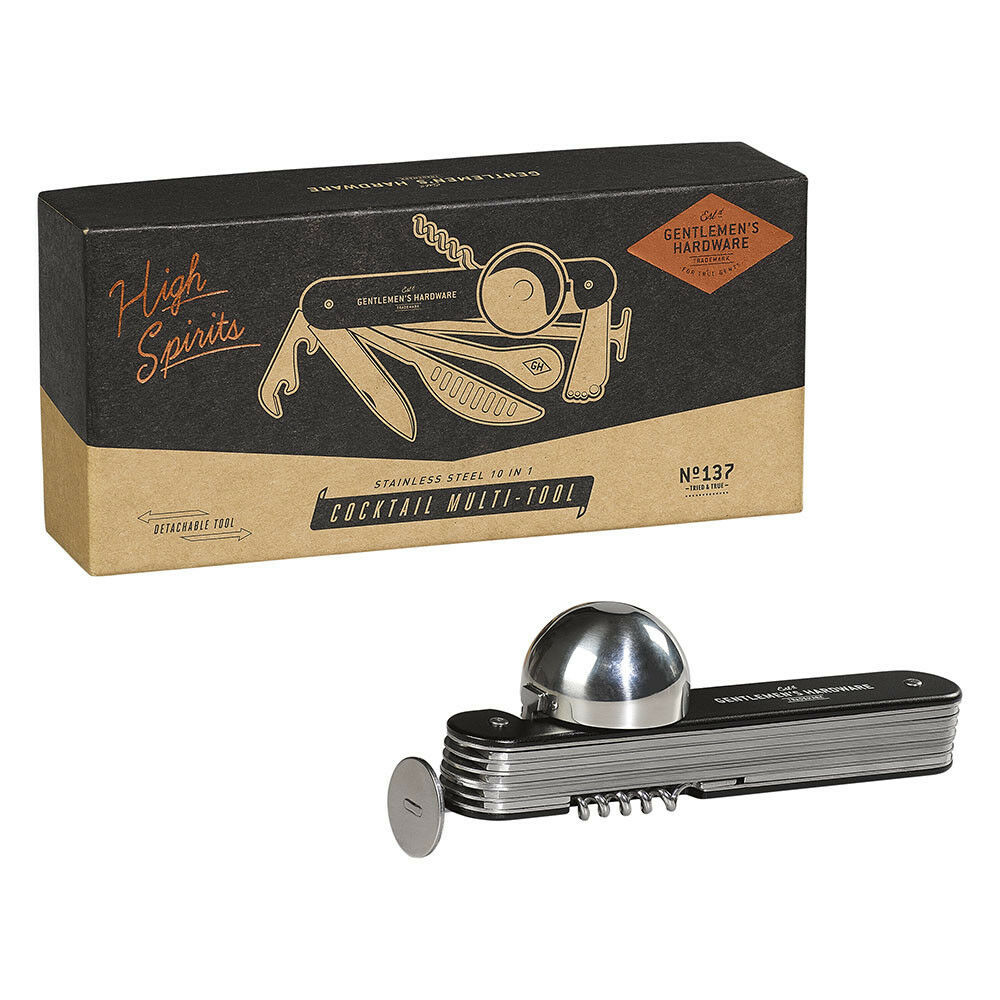 Gentlemen's Hardware Cocktail Multi-tool image