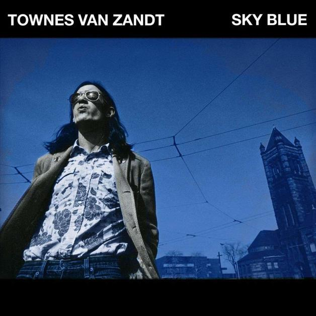 Sky Blue by Townes Van Zandt