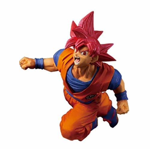 Dragon Ball: Super Saiyan God Goku - PVC Figure image