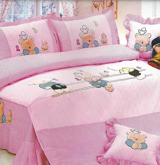 Single Bedding Set - Teddy Bears