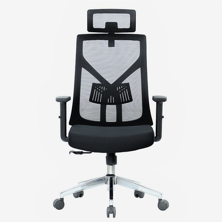 Gorilla Office: Executive Office Chair - Black image