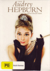 Audrey Hepburn DVD Collection, The (3 Disc Box Set) on DVD