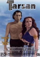 Tarzan Vol. 1 on DVD