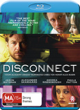 Disconnect on Blu-ray