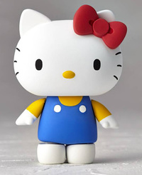 Hello Kitty Revoltech Action Figure