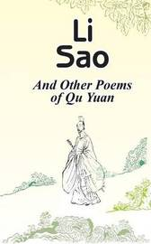 Li Sao: And Other Poems of Qu Yuan by Qu Yuan image