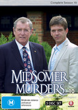 Midsomer Murders - Complete Season 10 (Single Case) DVD