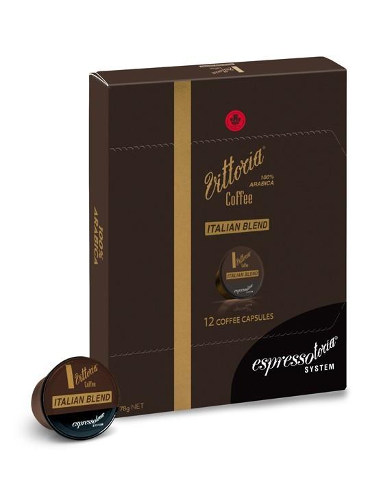 Vittoria Italian Coffee Capsules image