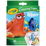 Crayola: Finding Dory - Mini Coloring Pages