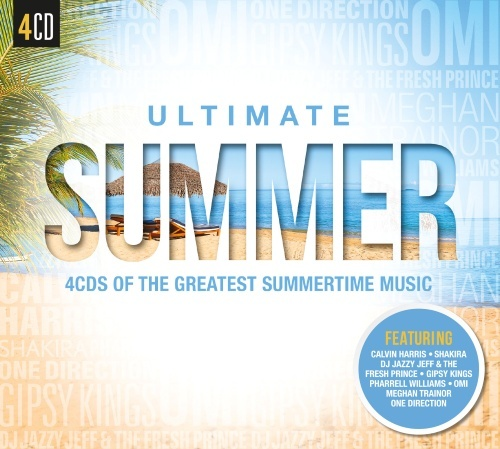 Ultimate Summer by Various image