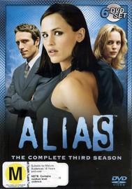 Alias - Complete Season 3 (6 Disc Slimline Set) on DVD image