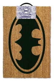 DC Comics: Batman Logo Doormat