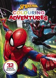 Marvel: Spider-Man Colouring Adventures