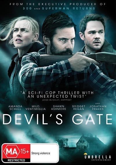Devil's Gate (DVD)