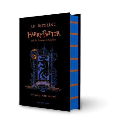 Harry Potter and the Prisoner of Azkaban – Ravenclaw Edition (Hardback) by J.K. Rowling image