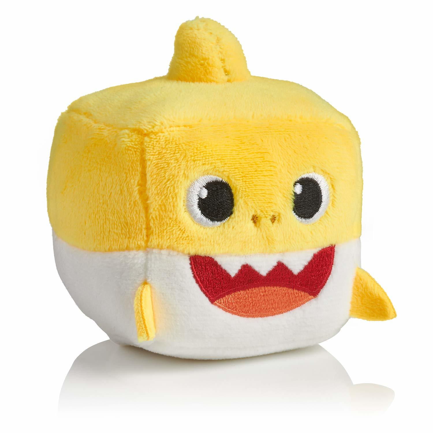 "Baby Shark: 3"" Sound Cube Plush - Baby Shark image"