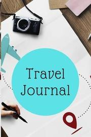Travel Journal by Bateman Press