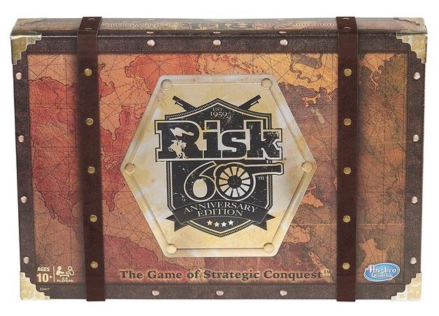 Risk: 60th - Anniversary Edition