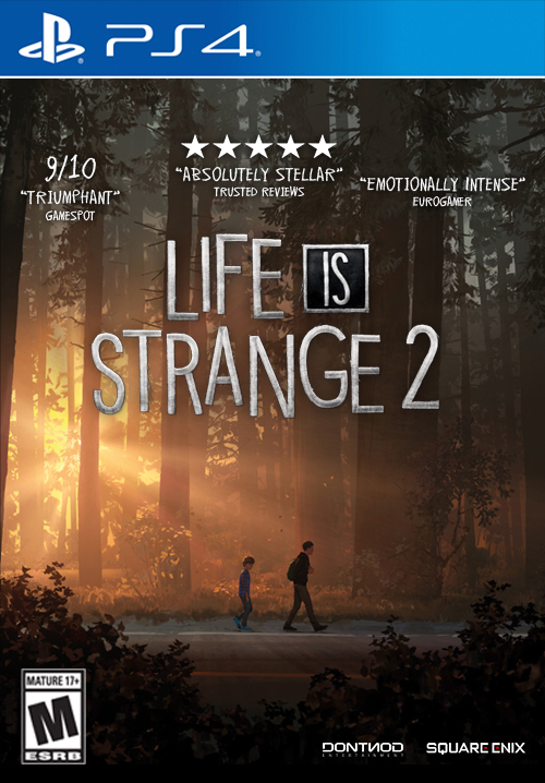 Life is Strange 2 for PS4