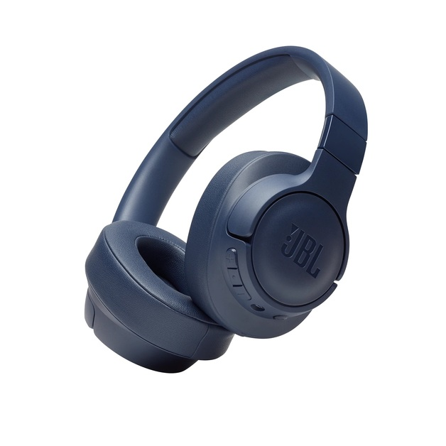JBL TUNE 700 Bluetooth Over-Ear Headphones - Blue