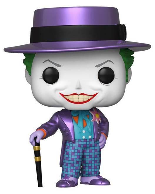 Batman: 1989 - Joker (with Hat) Pop! Vinyl Figure
