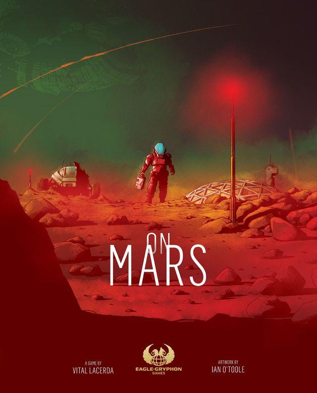 On Mars - Board Game