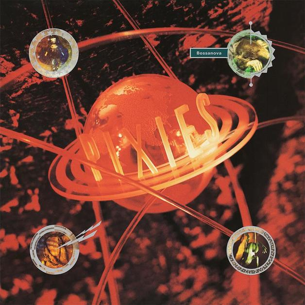 Bossanova - (Limited 30th Anniversary Edition) by Pixies