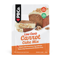 PBCo. Low Carb Carrot Cake 350g