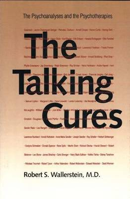 The Talking Cures by Robert S. Wallerstein image