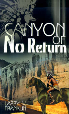 Canyon of No Return by Larry V. Franklin image