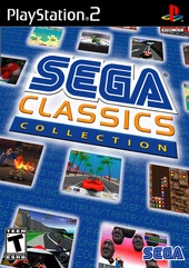 SEGA Classics Collection for PlayStation 2