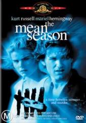 The Mean Season on DVD