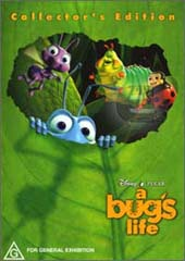 A Bug's Life: Deluxe Edition on DVD