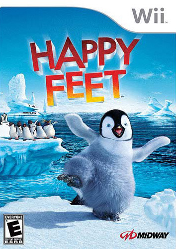 Happy Feet for Nintendo Wii