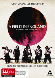 A Field in England on DVD