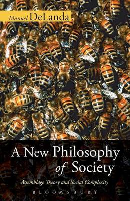 A New Philosophy of Society by Manuel DeLanda image