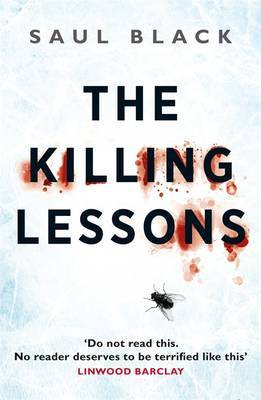 The Killing Lessons by Saul Black image