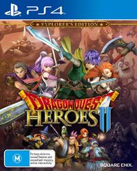 Dragon Quest Heroes II Explorer's Edition for PS4