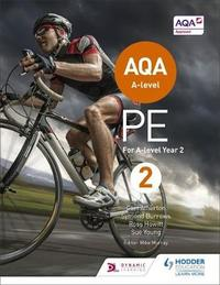 AQA A-level PE Book 2 by Carl Atherton