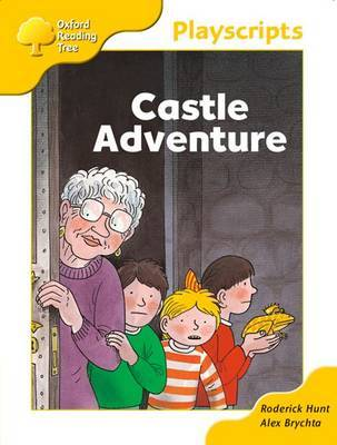 Oxford Reading Tree: Stage 5: Playscripts: 5: Castle Adventure by Rod Hunt image