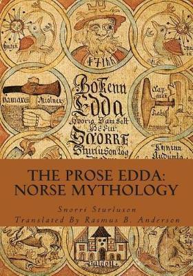 The Prose Edda by Snorri Sturluson image