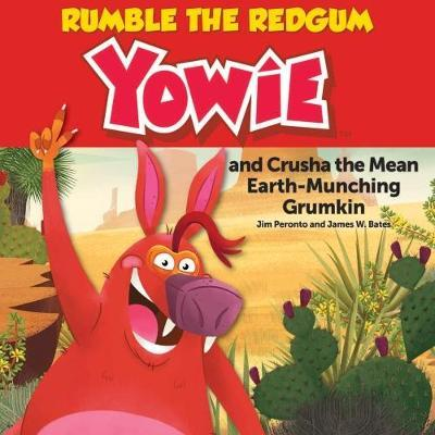 Rumble the Redgum Yowie by Jim Peronto image