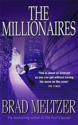 The Millionaires by Brad Meltzer image