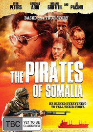 The Pirates of Somalia on DVD