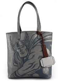 Loungefly: Marvel Thor Hammer - Tote Purse