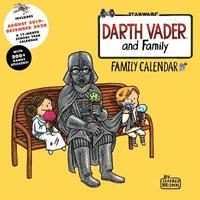 Darth Vader and Family 2020 Family Wall Calendar by Jeffrey Brown