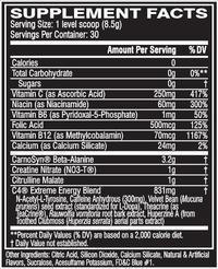 Cellucor: C4 Extreme Energy ID Pre-Workout - Strawberry Kiwi image